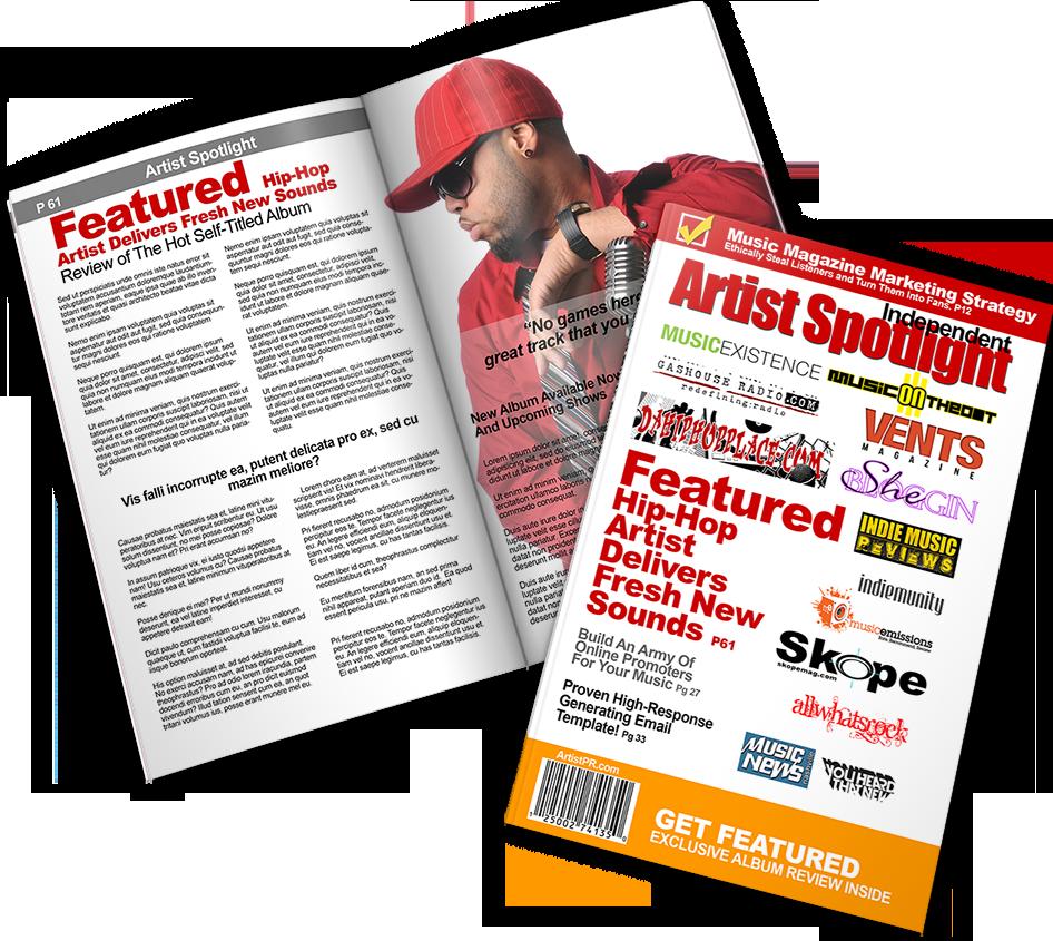 Done-For-You Artist Spotlight